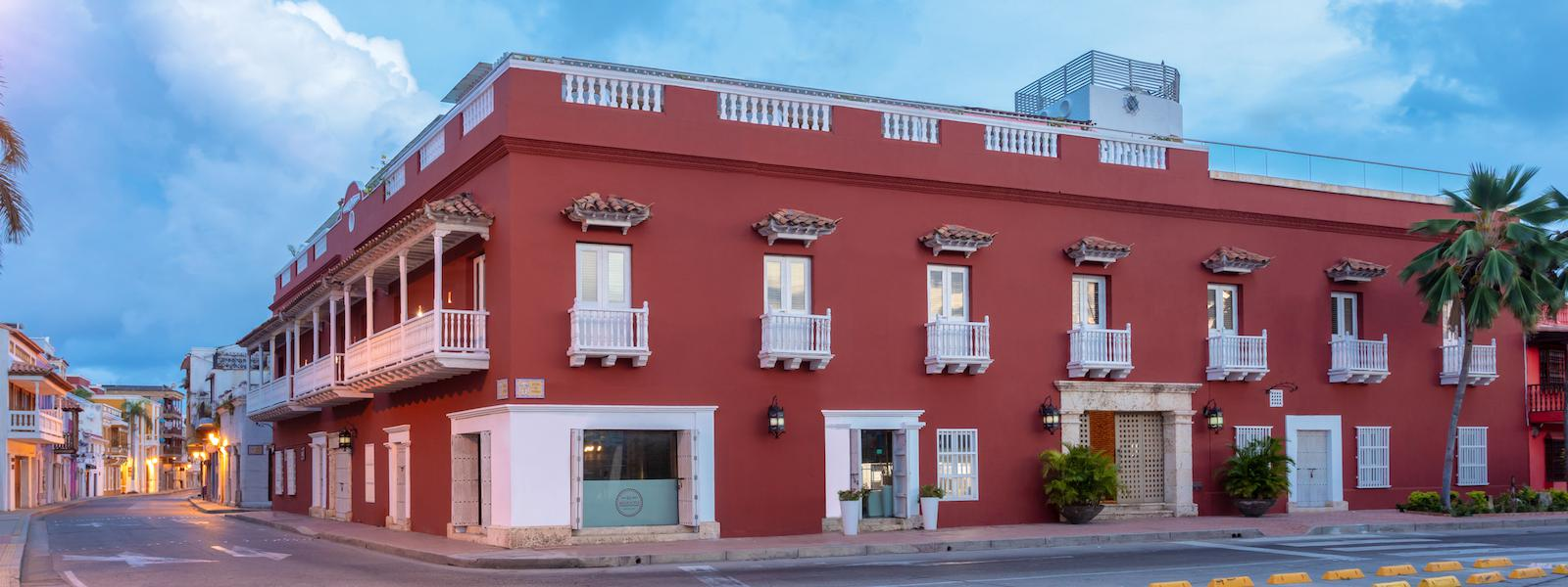 - Hôtel GHL Collection Armería Real Hotel - Carthagène