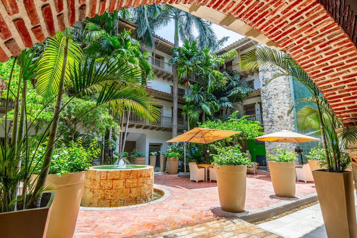 Jardin Hôtel GHL Collection Armería Real Hotel
