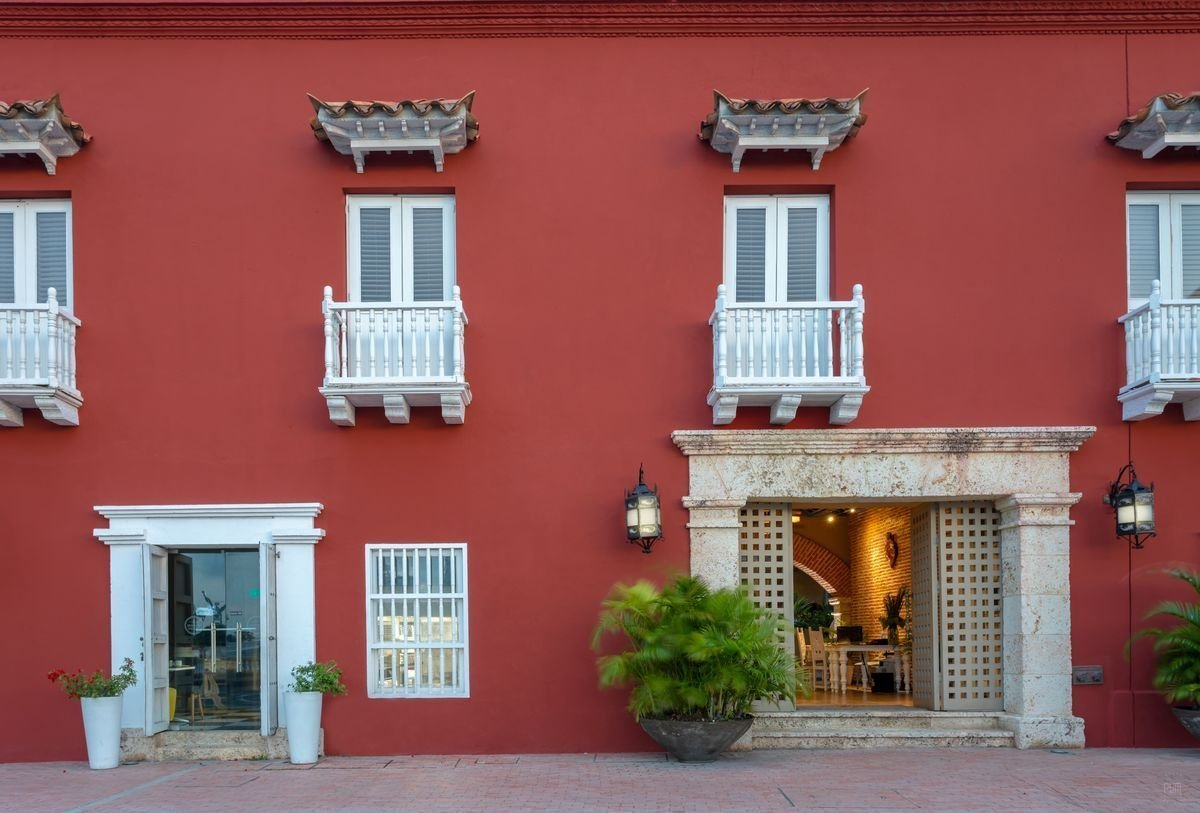 Façade Hôtel GHL Collection Armería Real Hotel